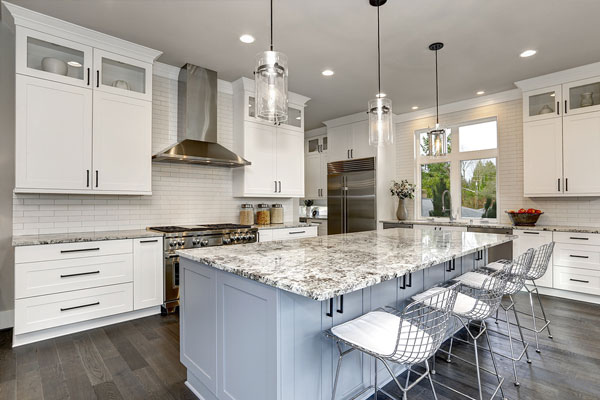 Los Angeles kitchen remodeling gallery